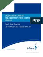 Understanding Lubricant Requirements Of Hybrid-Electric Vehicles - Dean B. Clarke (Infineum).pdf