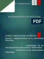 CONF  DETERMINANTES INFECCIÓN.ppt
