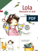 CANELA - LOLA DESCUBRE EL AIRE