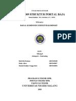 TUGAS STRUKTUR PORTAL BAJA_TUGAS 4_KEL.4_SENIN 1-3