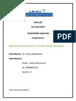 FINA350 - Assignment2