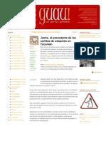 GUAU-adopciondelosnuevosmodosdepublicitarlasolidaridad