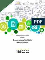 EMPRENDIMIENTO Y PYMES_Contenido