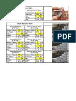 Civil Work Quantities-(Expertcivil.com)