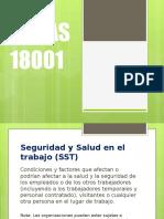 CALIDAD _ OHSAS 18001 _  2007 SESIÓN N°4.pptx