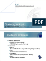 42 Clustering - Hierarchical- Jerarquico
