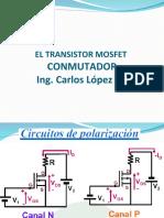 Presentacion de Transistores MOSFET Parte 2 1_2020