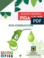 Boletín 25° Eco-conduccion