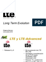 LTE Presentacion LTE V2