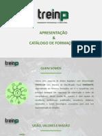 Apresentação da Empresa TREINP