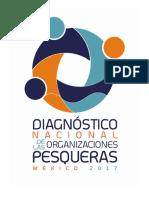 Diagnostico Nacional del las Organizaciones Pesqueras México 2017