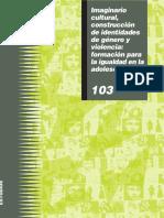 Bonilla Campos - Genero, identidades y violencias