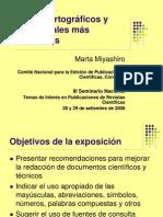 Edicion de Publicaciones Cientificas CONCYTEC