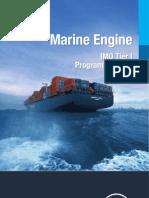 MAN B&W Marine Engine