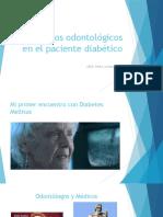 Cuidados odontológicos en el paciente diabético.pptx