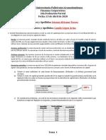 EVALUACION PARCIAL JEISSON AFRICANO & CAMILO LOPEZ