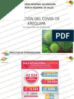 COVID19 - SALA SITUACIONAL DIRESA AREQUIPA