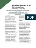 Propiedades y aprovechamiento de las fibras de carbono - copia