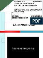 LA INMUNIDAD (2)