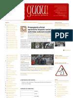 GUAU-oportunismooficialistaenfavordelosddaa