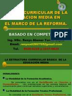 Oferta Curricular en Educacion Media- SE-Renys.-1