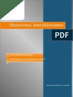 Situaciones Amor&Desamor Portada,Introduccion,Personajes
