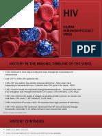 hiv informative genre final