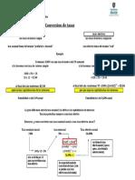 01 Conversion de Tasas-nominal y Efectiva