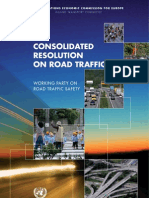 Consolidated Resolution on Road Traffic RE1 e