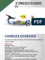 Google Ppt.
