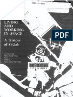 Living and Working in Space a History of Skylab