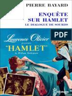 Pierre Bayard - Enquete sur Hamlet - Le dialogue de sourds