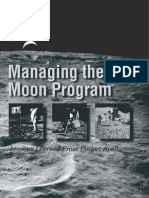 Managing the Moon Program
