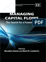 Managing Capital Flows - The Search for a Framework