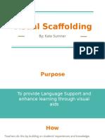 visual scaffolding