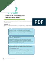 control de riesgo y daño ambiental