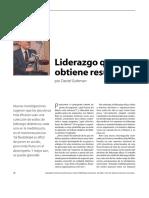 Lectura - Liderazgo que Obtiene Resultados - Daniel Goleman.pdf