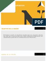 MANO DE OBRA DIRECTA Y CIF