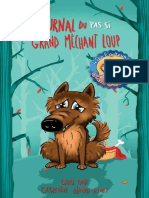 Catherine Girard Audet  Lenvers des contes 2 Journal du pas si grand mechant loup