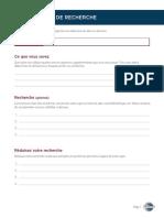 FR8035 Research Worksheet FFE