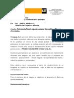 Propuesta de asistencia técnica PMG,S.A
