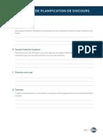 FR8038 Speech Outline Worksheet FFE