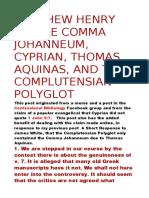 comma joanino