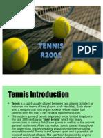 Tennis r20012