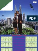 Daai Calendar 2011