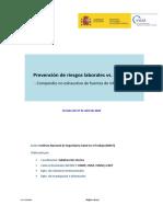 Prevención de riesgos laborales vs. COVID-19 - Compendio no exhaustivo de fuentes de información.pdf