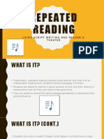 repeated reading