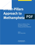 A Four-Pillars Approach to Methamphetamine