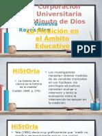 La medicion en el campo de la Psicologia Educativa