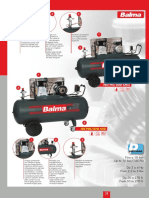 Balma Air Compressor 270lt - 4 Hp (1)